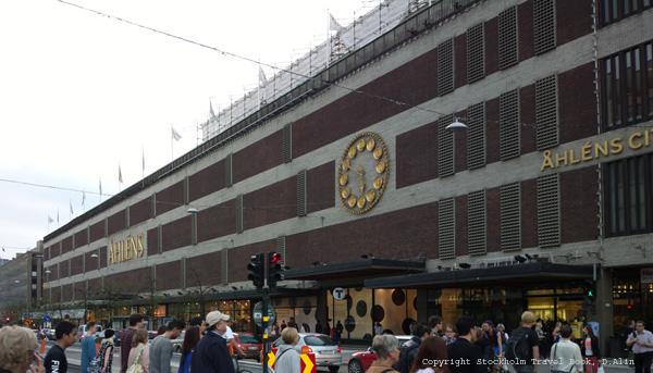 åhlens stockholm märken